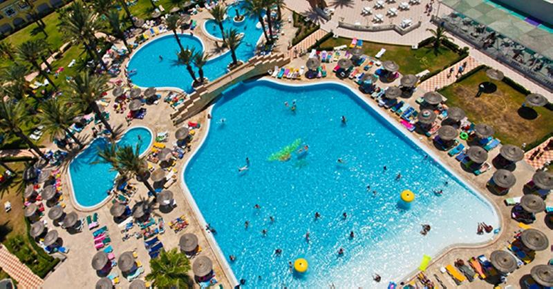 HOUDA GOLF  BEACH CLUB***