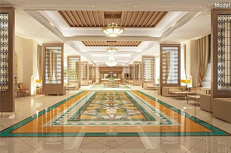 CONCORDE GREEN PARK PALACE*****