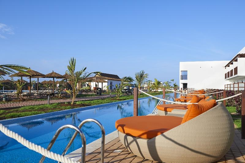 MELIA LLANA RESORT  SPA