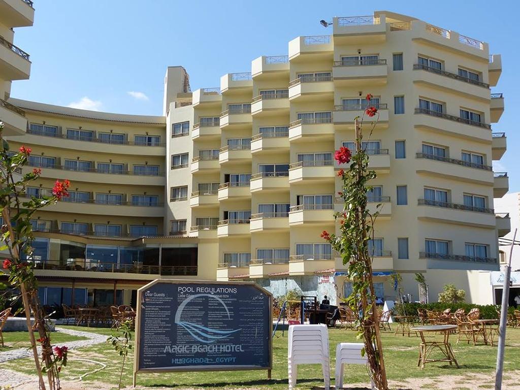 MAGIC BEACH HOTEL****
