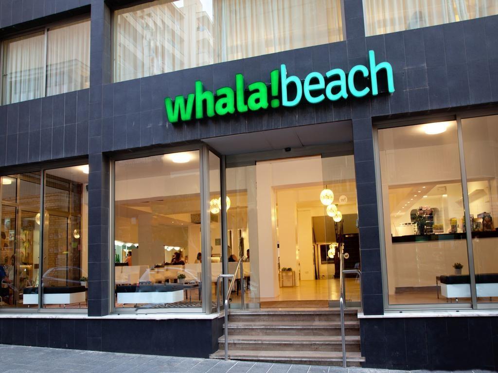 WHALA BEACH***