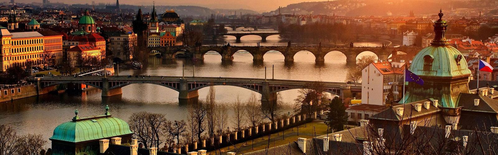 Arany Prága Húsvétkor és Pünkösdkor