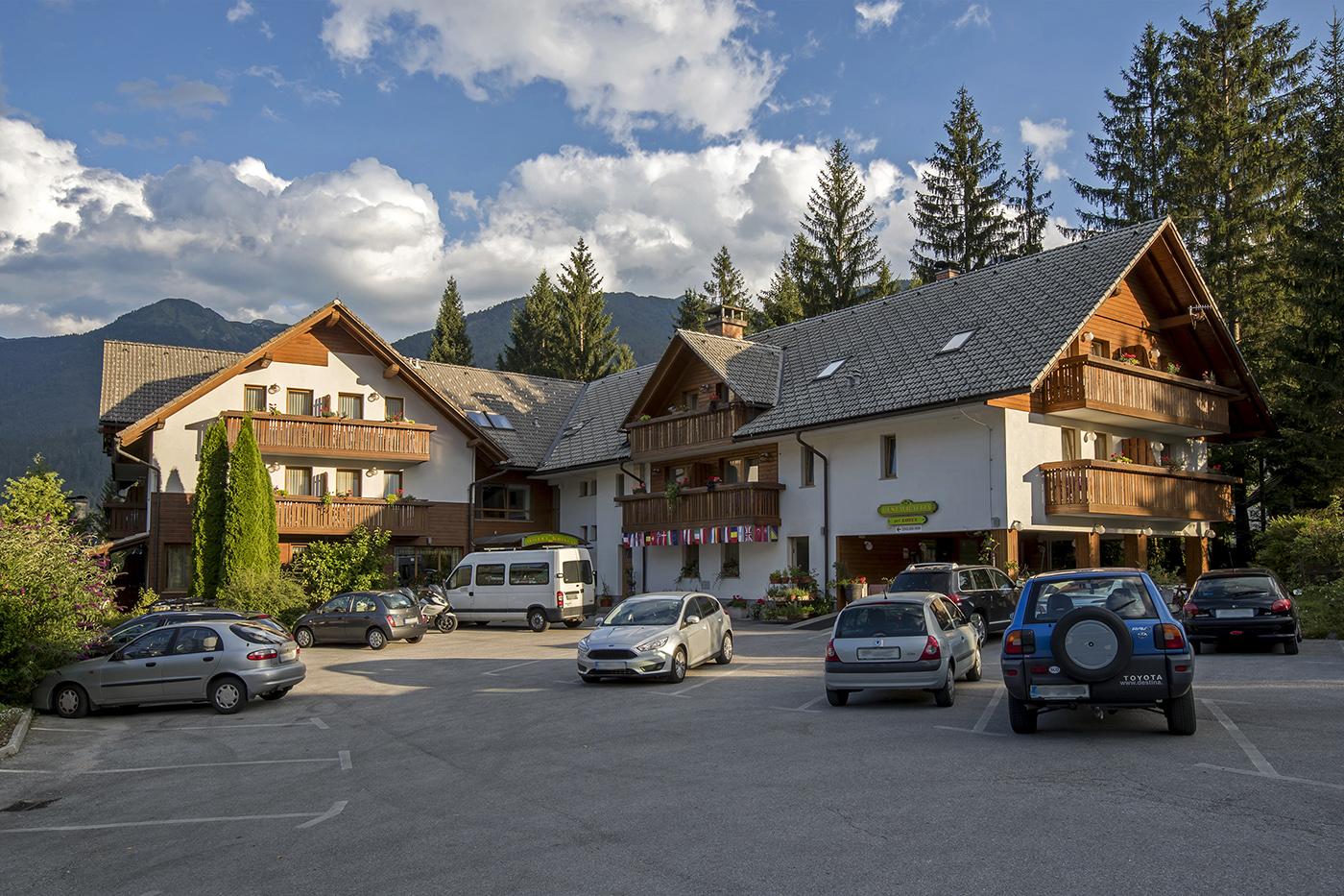Hotel Kristal Bohinj
