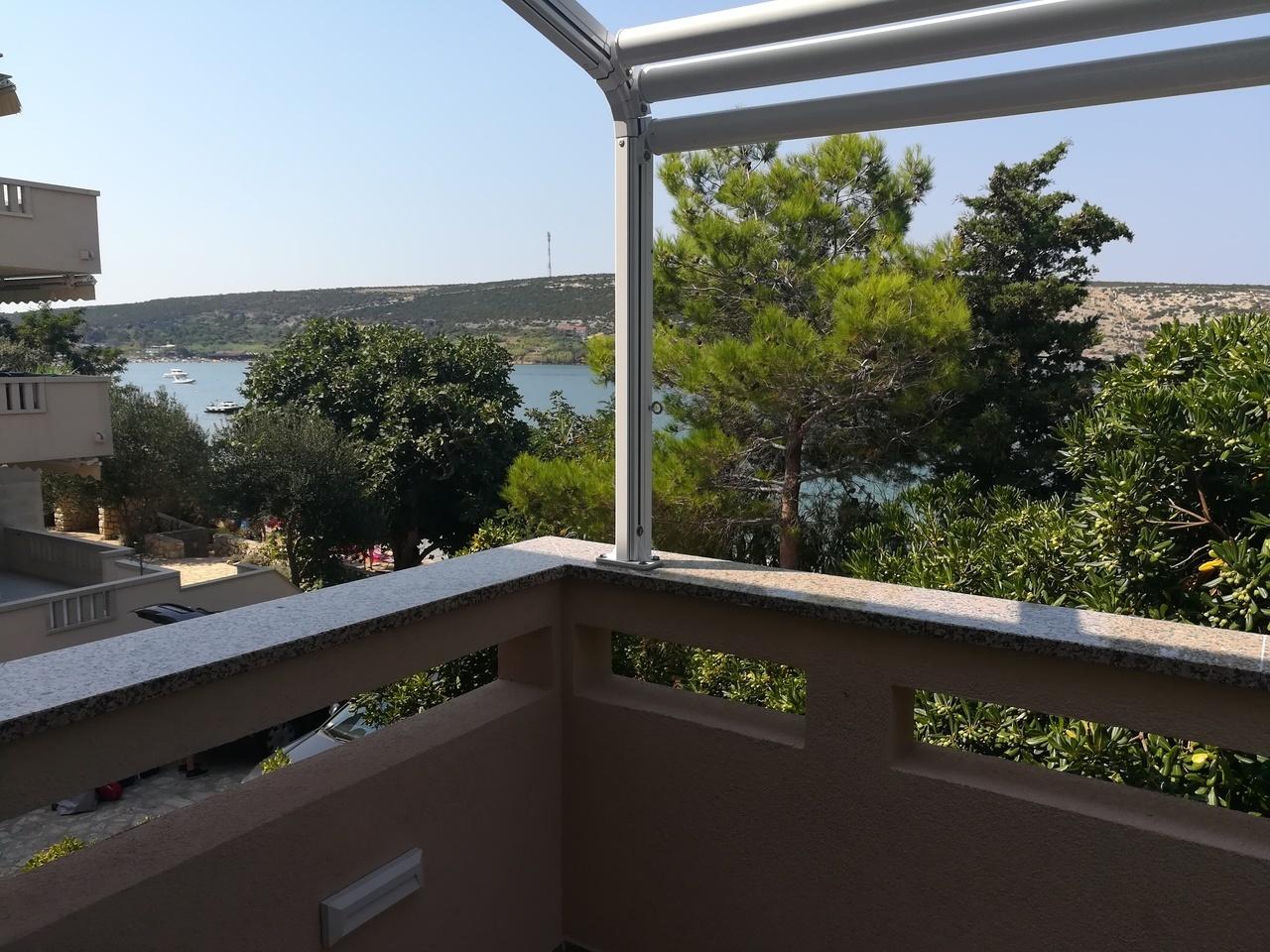 A4+1 balkon, kilátás
