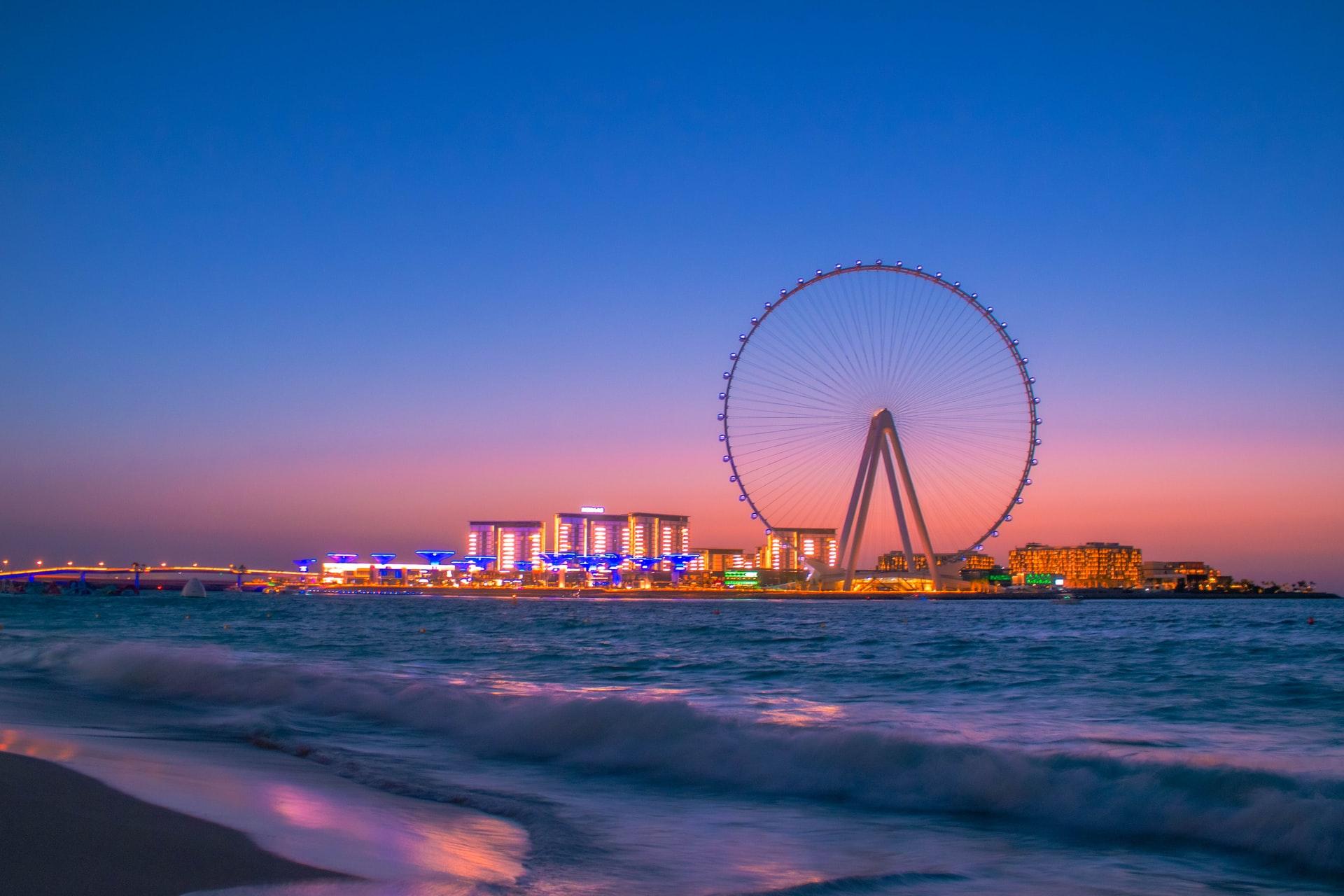 Ain Dubai óriáskerék