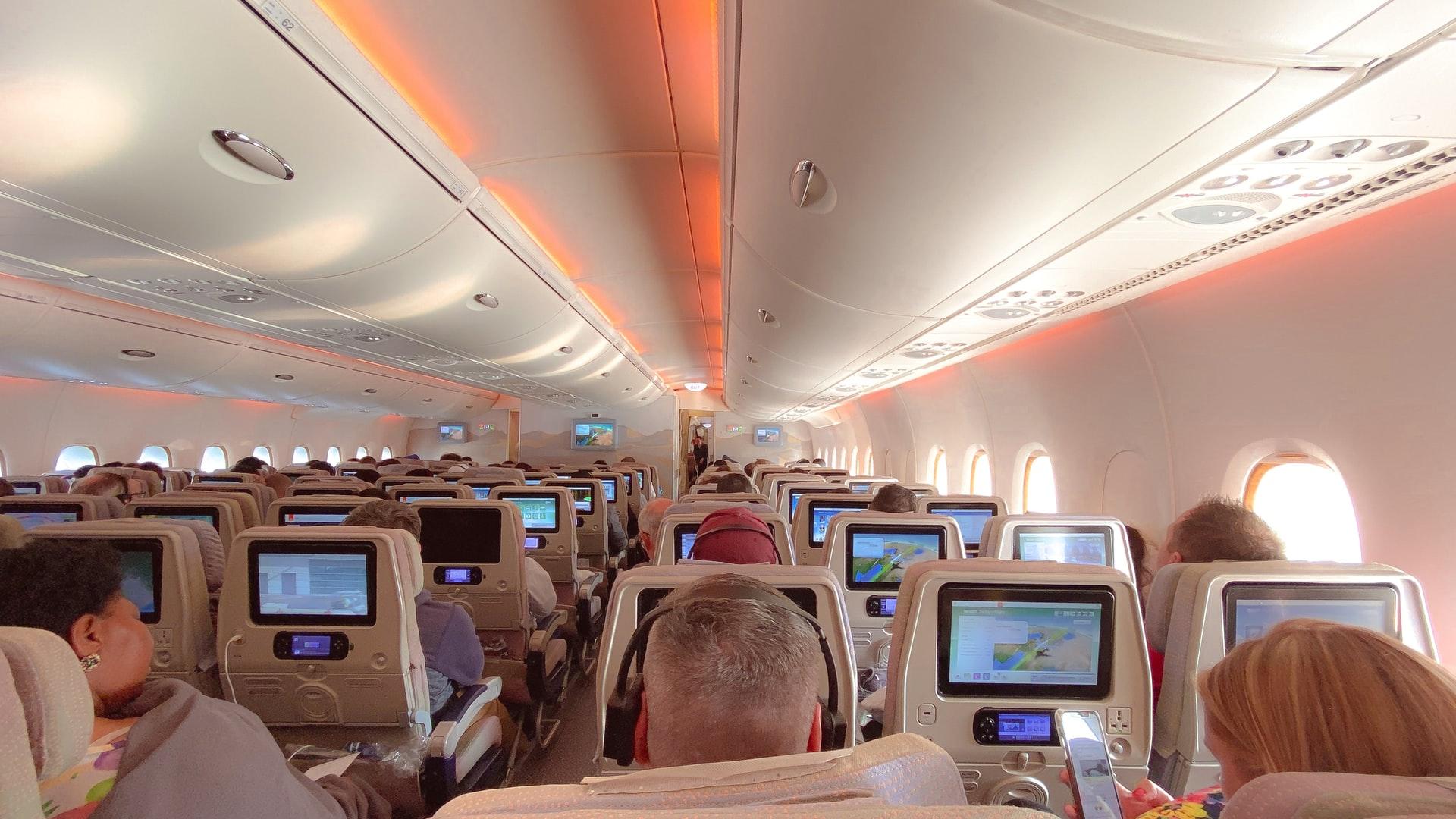 Emirates fedélzet